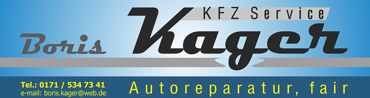 Autoservice Kager